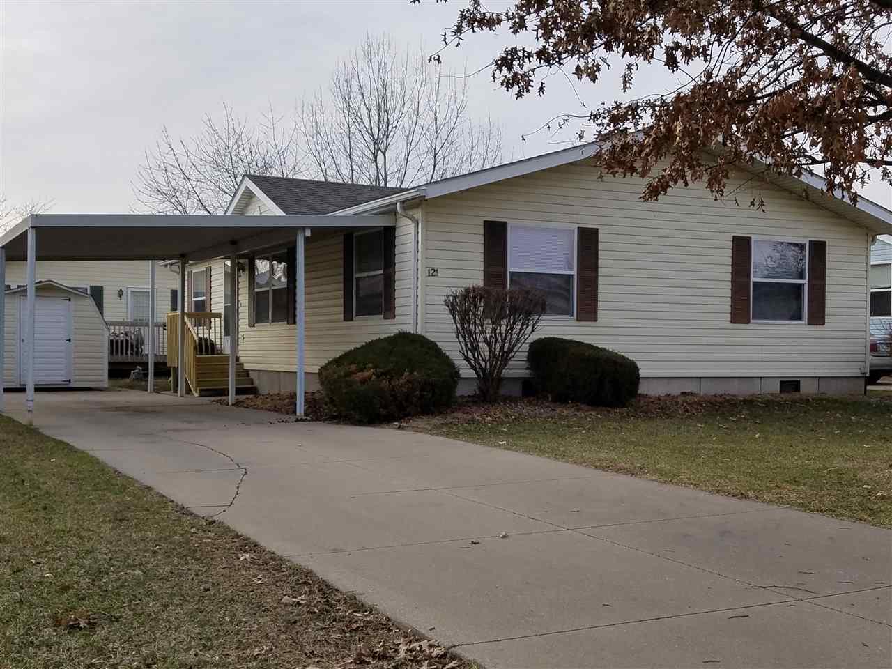 121 Polopony Court, Iowa City, IA 52240
