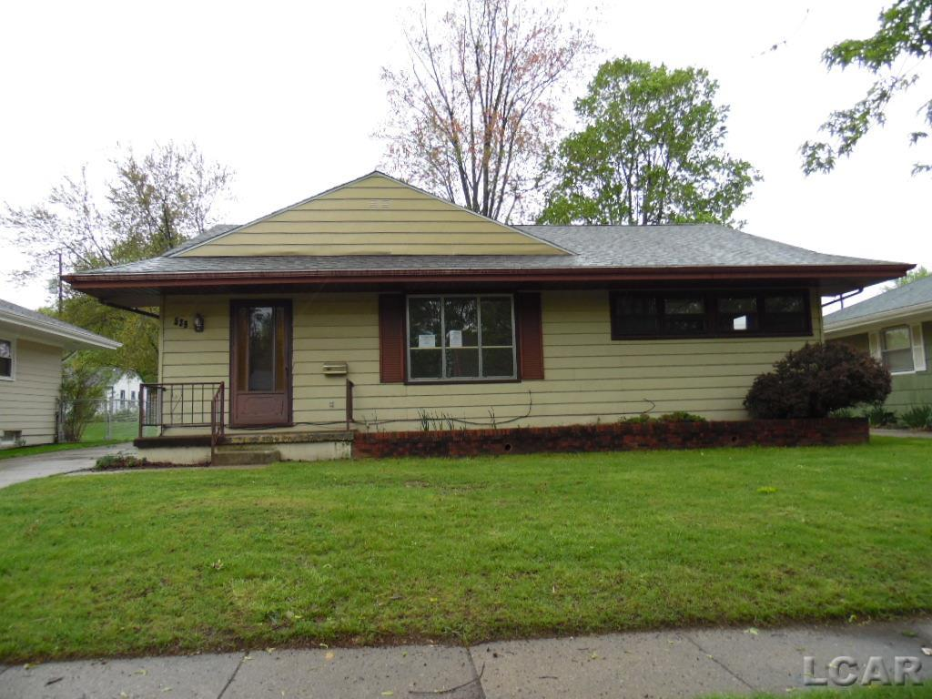 539 Stockford Dr., Adrian, MI 49221