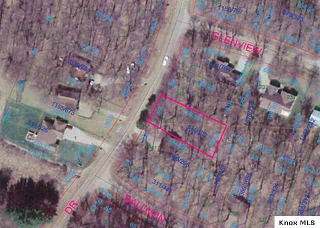 Lot 342 Baldwin Heights Subdivision Howard Ohio 43028 at The Apple Valley Lake