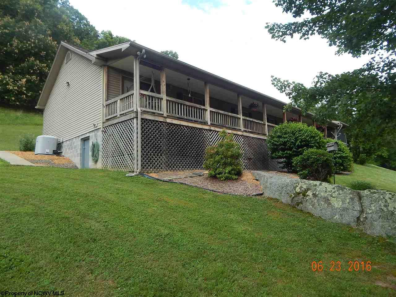 Fairmont Wv Homes Listing Report Mountain State Real