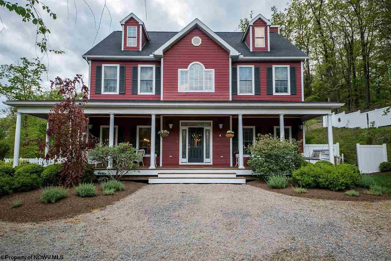 Property search houses more real estate kingwood wv for Home builders in morgantown wv