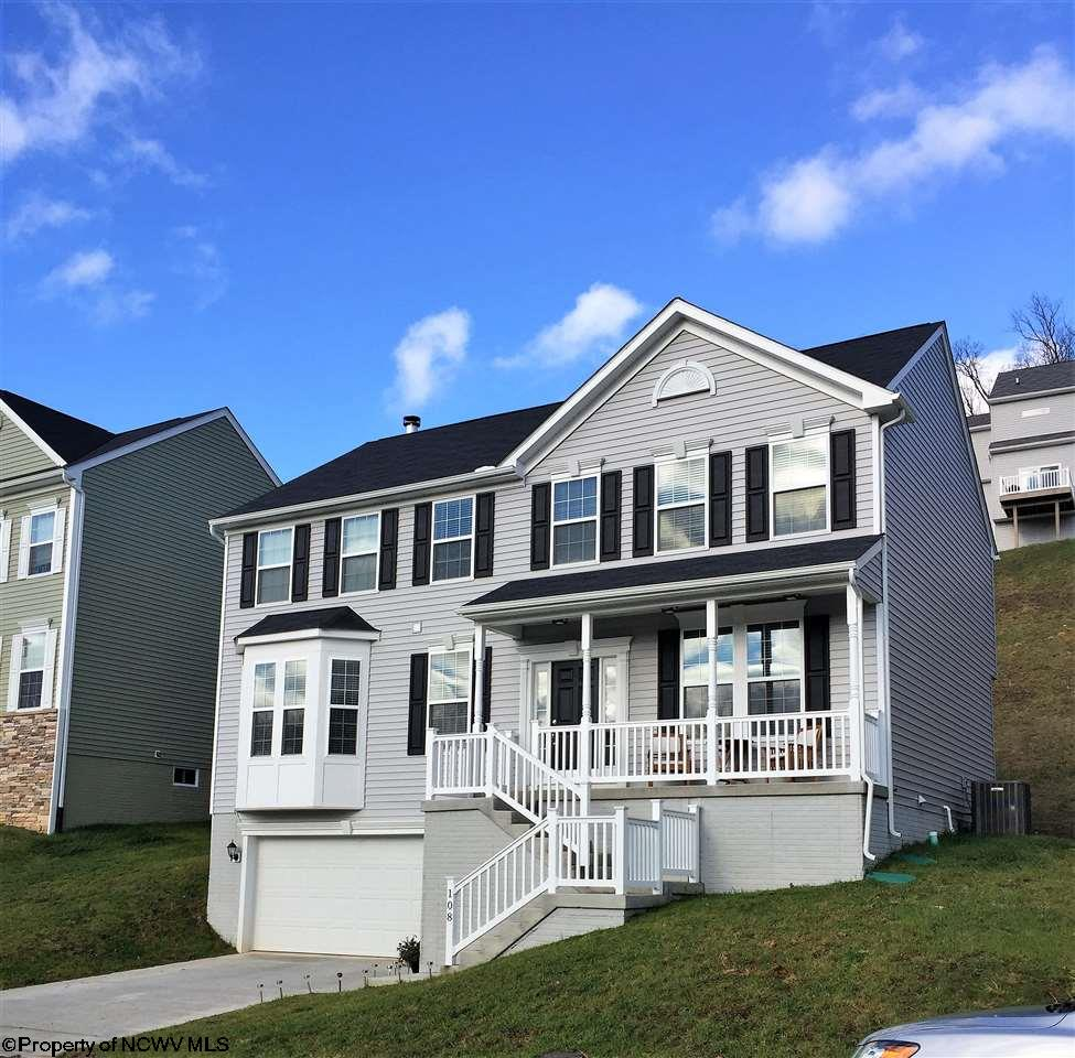 108 BROOKDALE DRIVE, MORGANTOWN, WV 26508