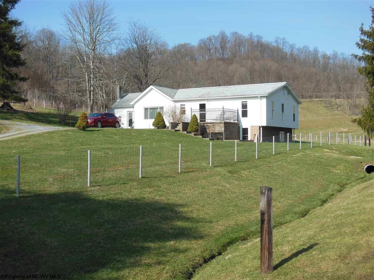 273 MICHAEL HILL ROAD, WORTHINGTON, WV 26591  Photo 1