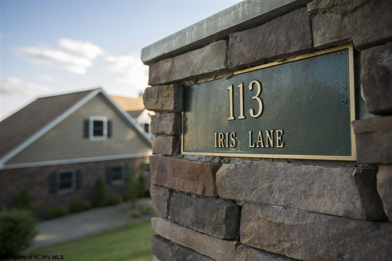 113 IRIS LANE, MORGANTOWN, WV 26501  Photo 20