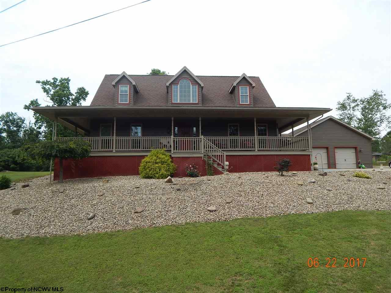1015 RIVERVIEW DRIVE, FAIRMONT, WV 26554