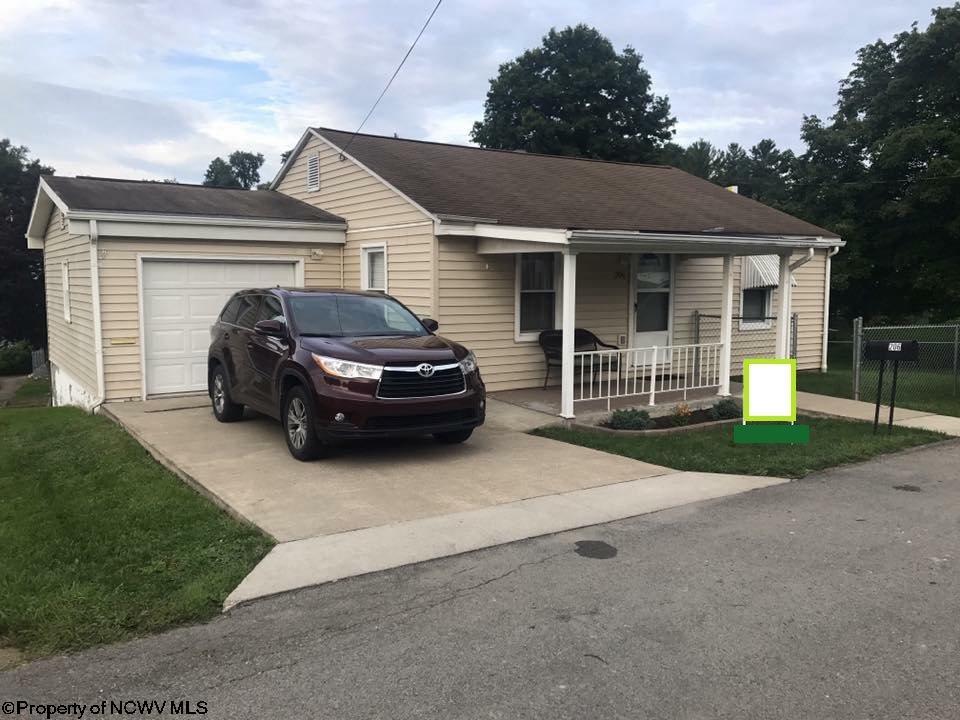 206 JACKSON STREET, SHINNSTON, WV 26431