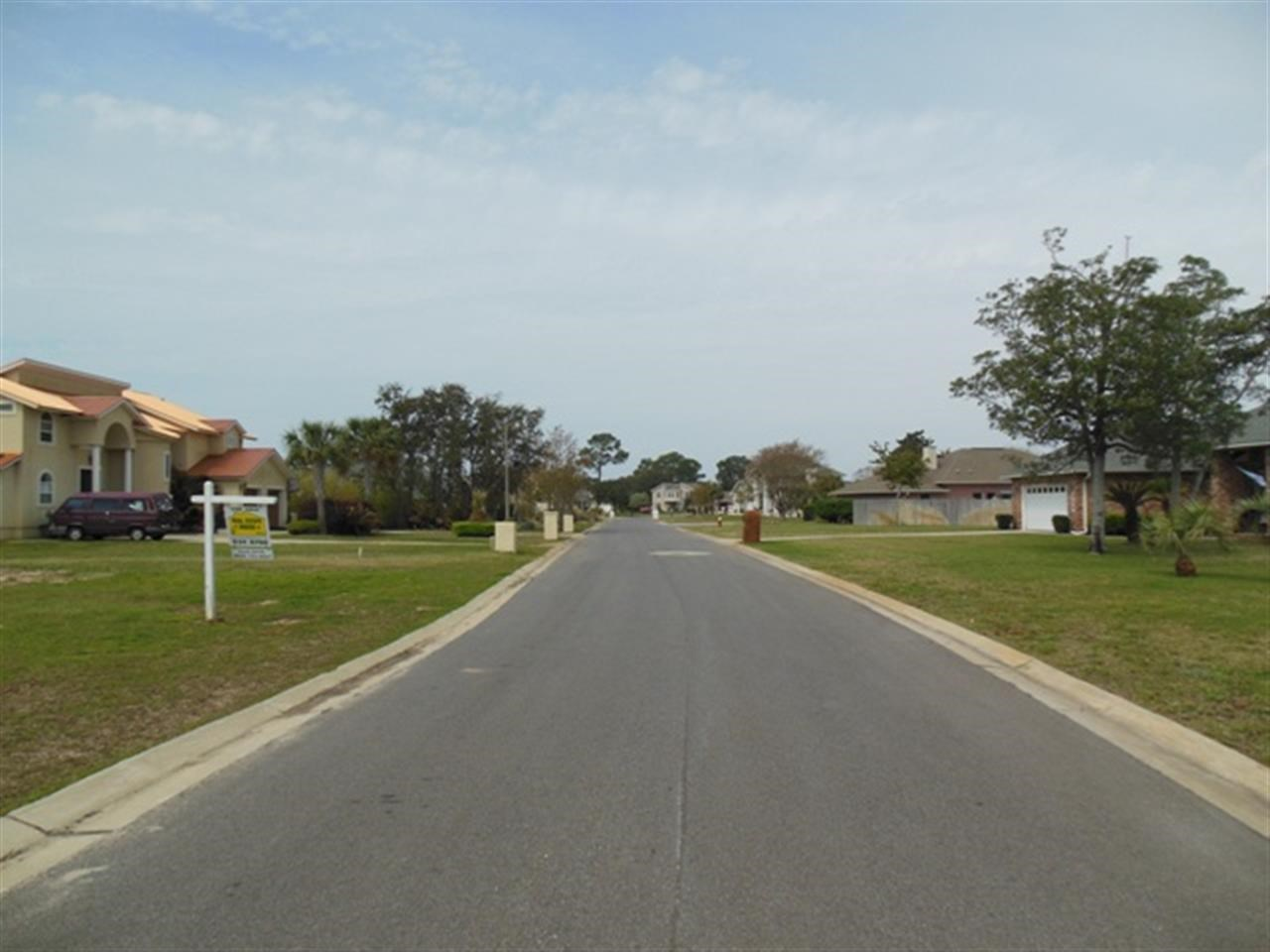Tiger Point, Gulf Breeze - Residential Land