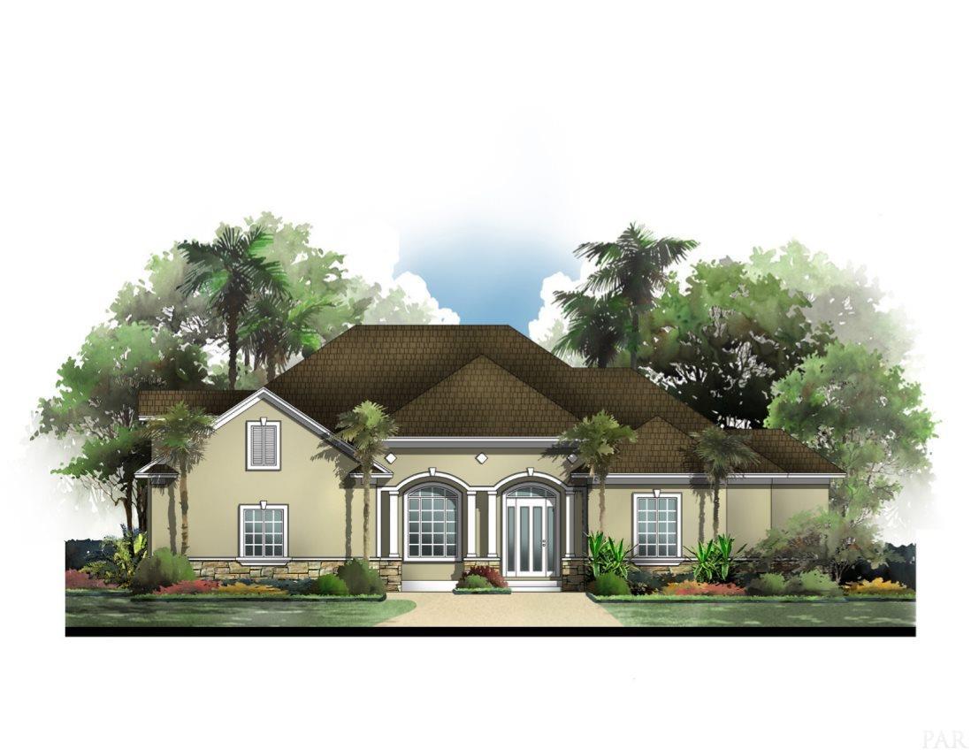 2009 FONTAINEBLEAU CT, NAVARRE, FL 32566
