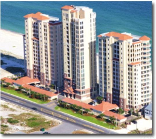 Perdido Key Condo Rentals: Perdido Key 4+ Bedroom Gulf Front Condos For Sale