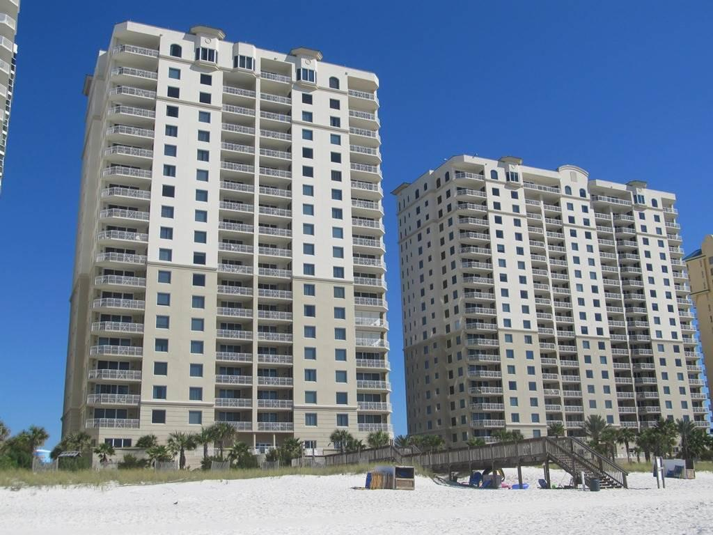 This is Perdido Key's ultimate, gulf-front, gated condominium. The 6,000 sq.ft. swimming pool will provide fun for all ages. Amenities include social rooms, a state-of-the art theater & full fitness facility. Technologically advanced Cat-5 wiring & high speed internet access further sets this property apart. 3 cm granite countertops, travertine stone floors in entry, kitchen and master bath.