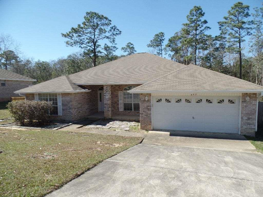 457 TURNBERRY RD, CANTONMENT, FL 32533