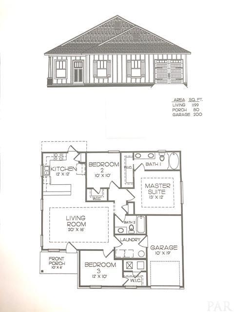 1890 AMERICA AVE, GULF BREEZE, FL 32563