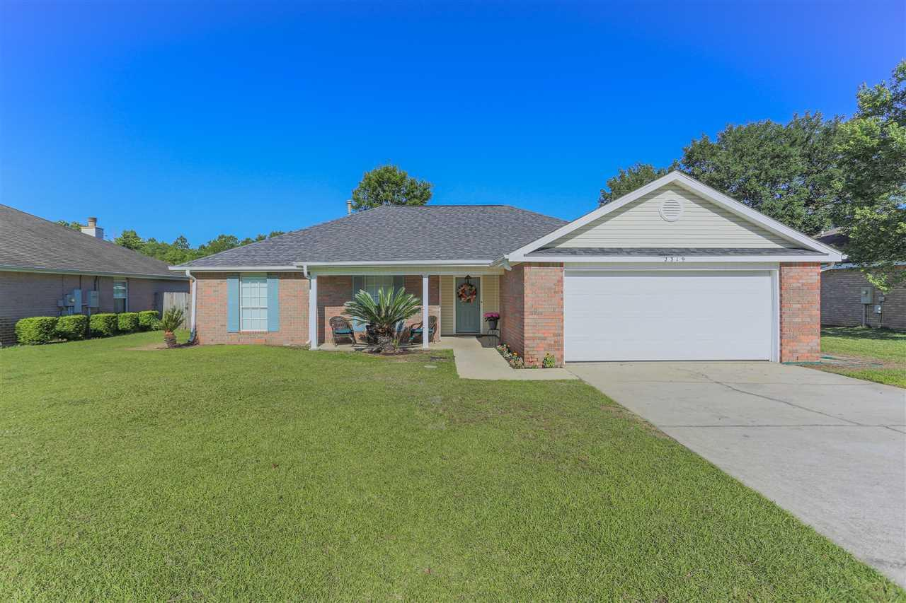 2319 BRIGHTVIEW PL, CANTONMENT, FL 32533