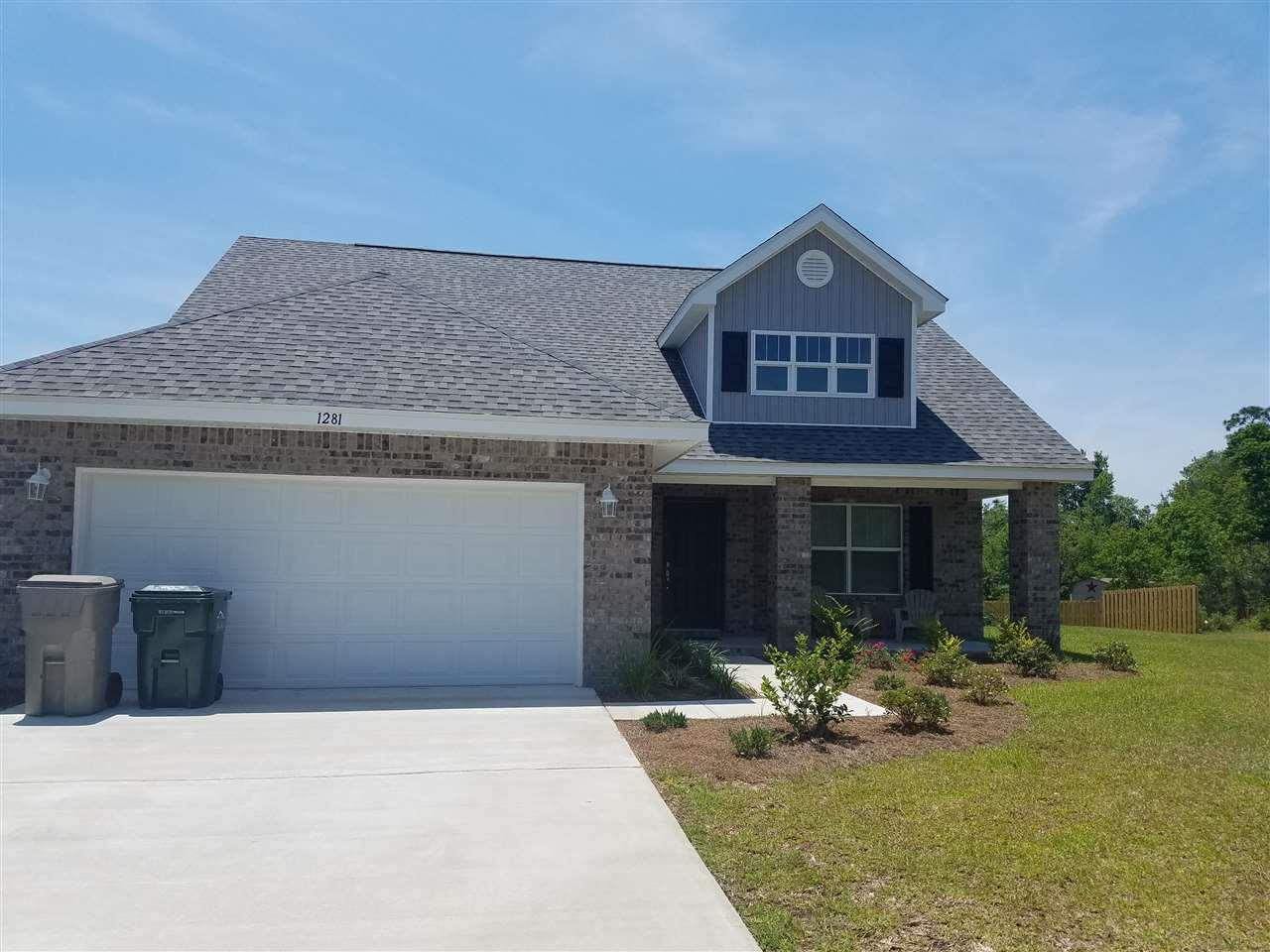 1281 BOAT TAIL CT, CANTONMENT, FL 32533