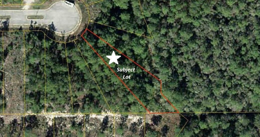 Great Vacant Lot in Highlands at St Joe Beach, Located in Cul de Sac and  Centrally located Close to Beaches, Shopping and Restaurants.