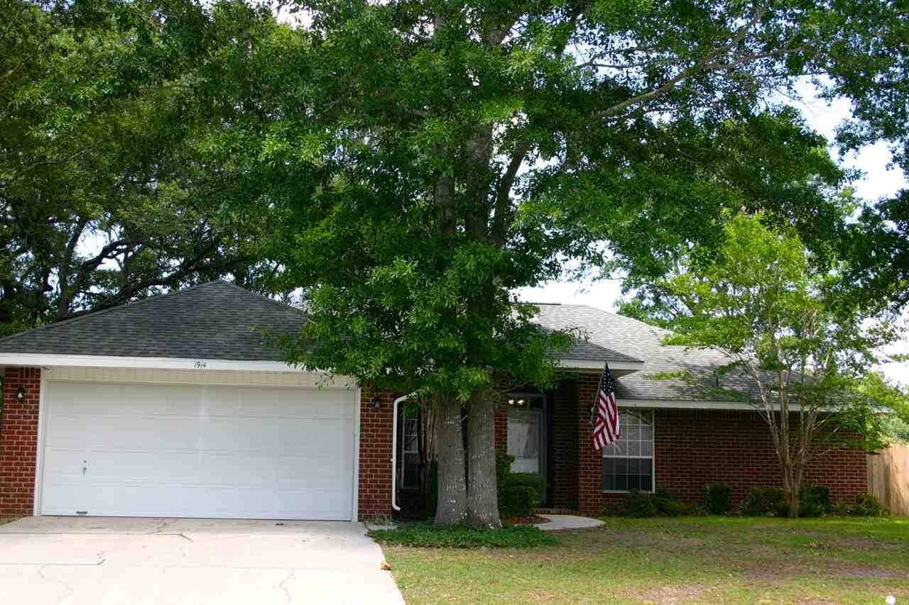 1914 WAXWING DR, CANTONMENT, FL 32533