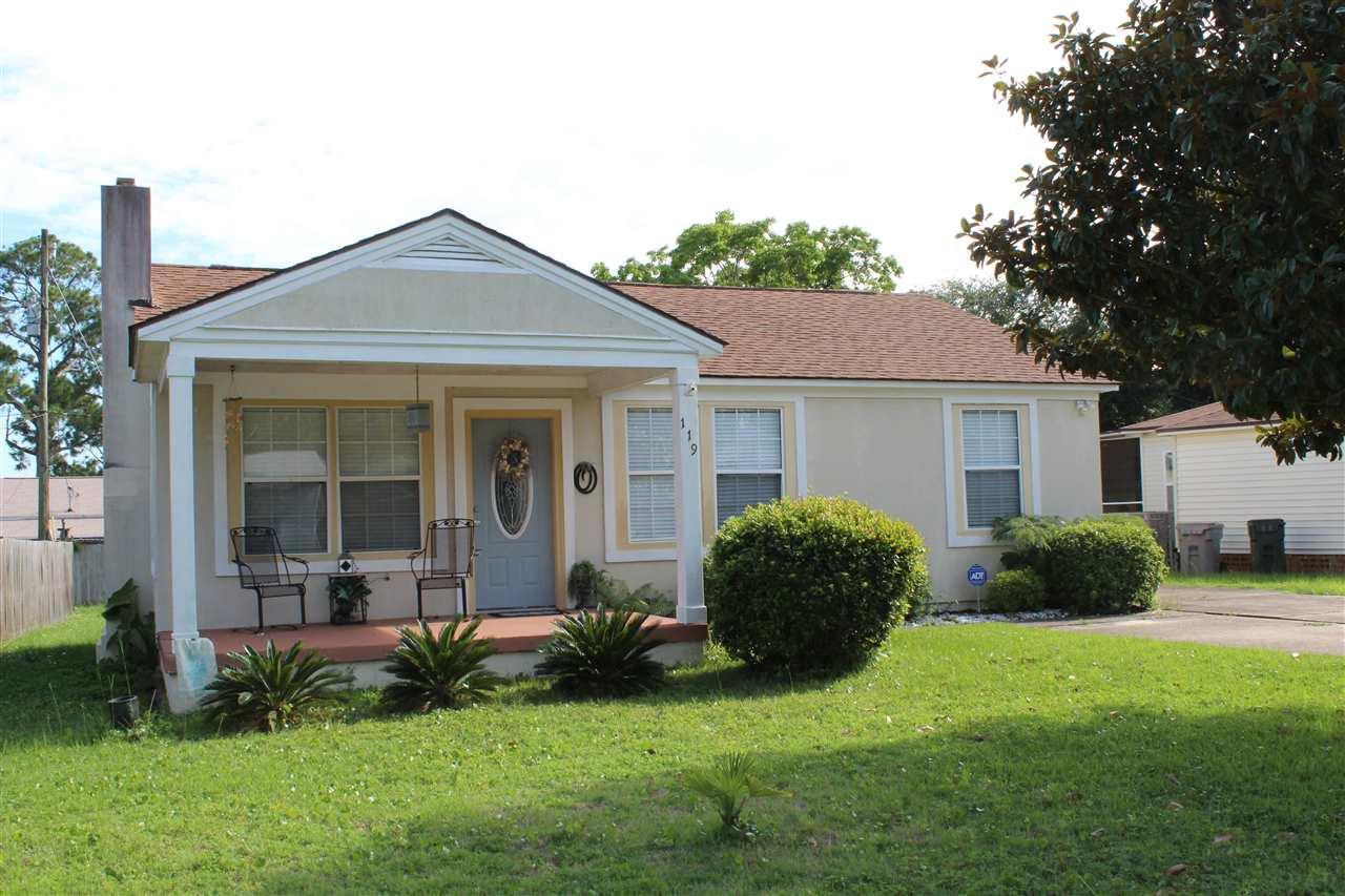 119 SE GILLILAND RD, PENSACOLA, FL 32507