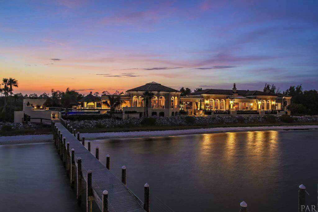 Gulf Breeze                                                                      , FL - $8,900,000