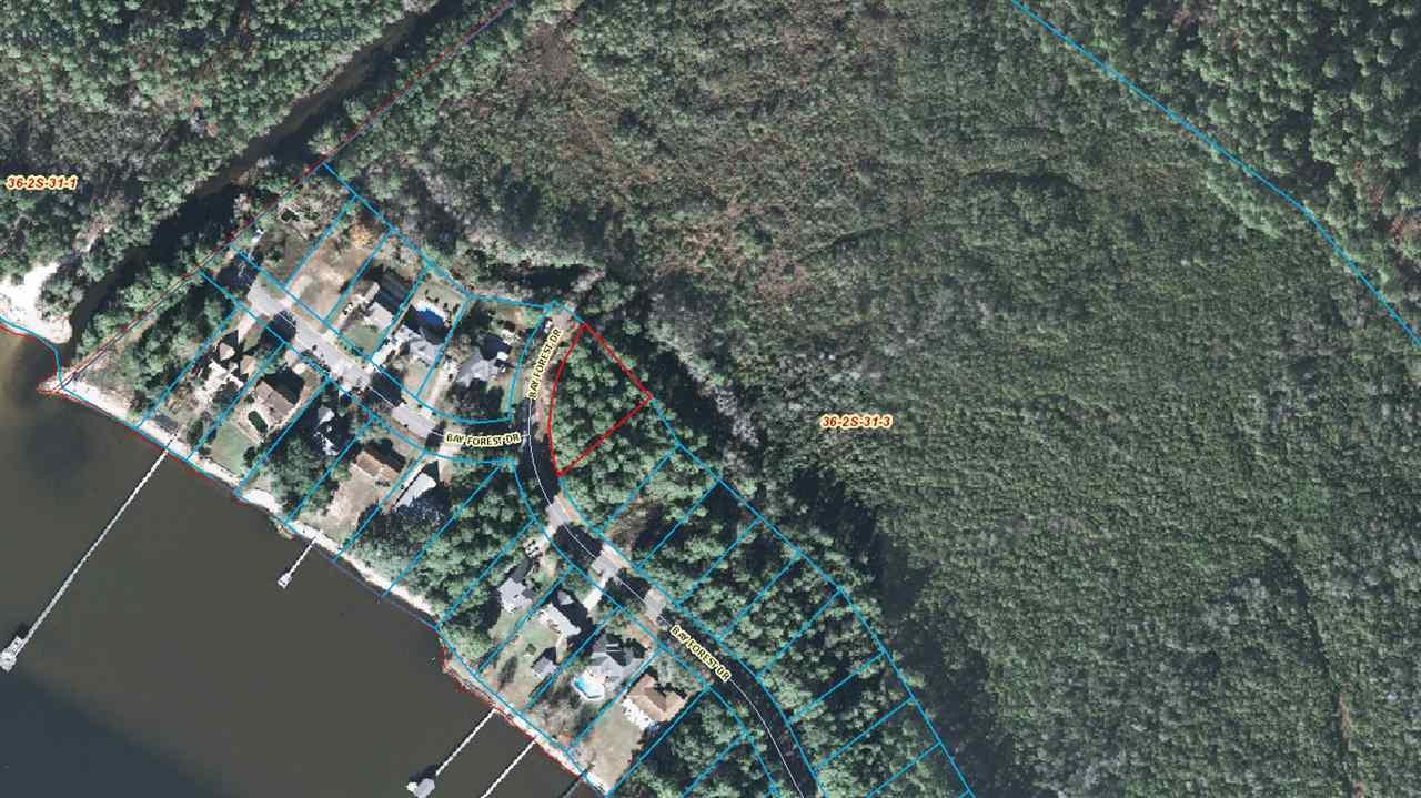 Bay Forest, Pensacola - Residential Land