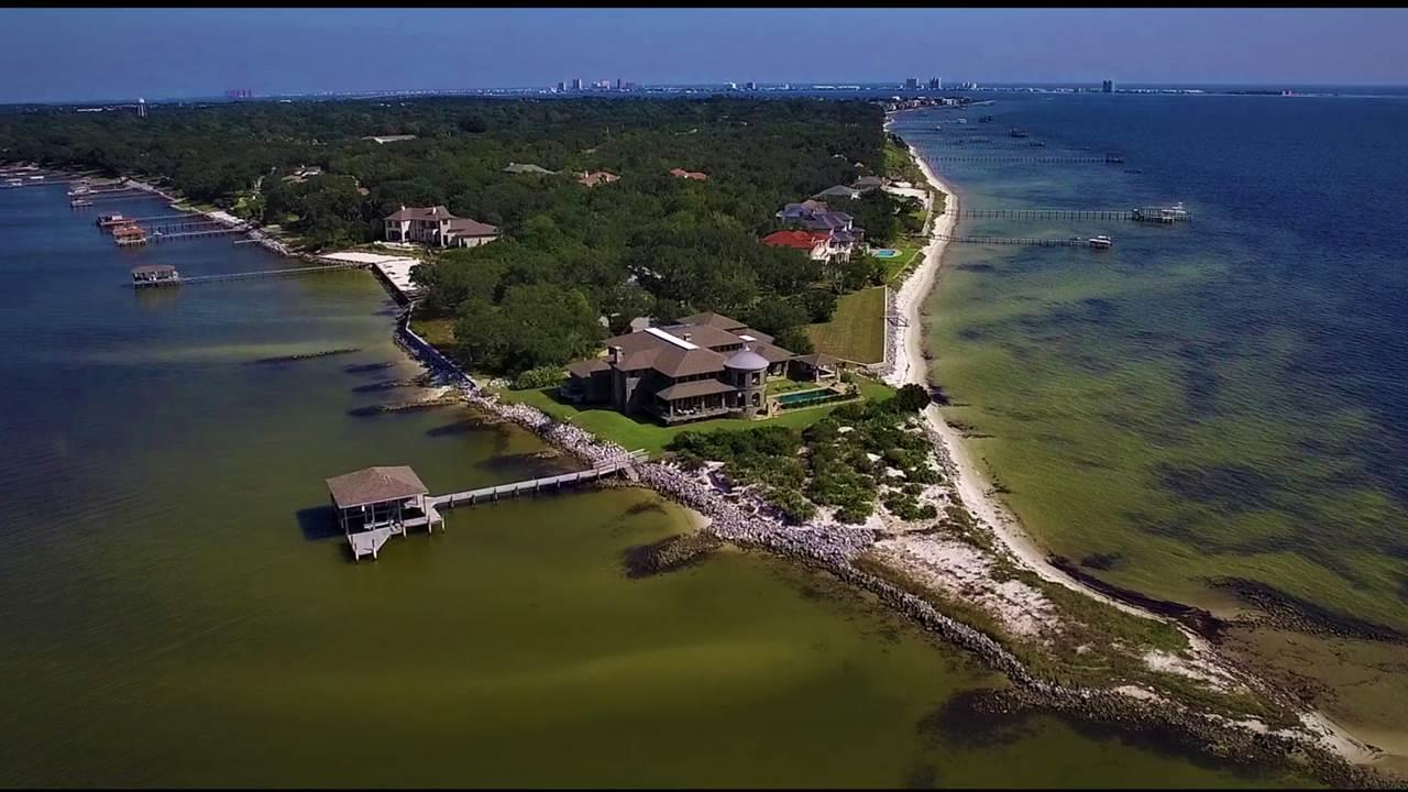 Gulf Breeze                                                                      , FL - $12,000,000