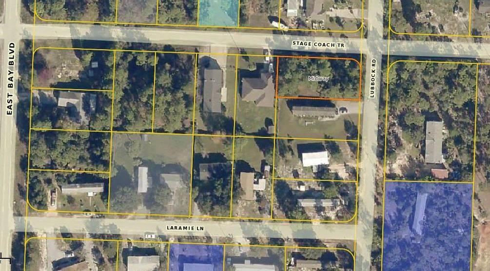 Barbarosa Territory, Gulf Breeze - Residential Land