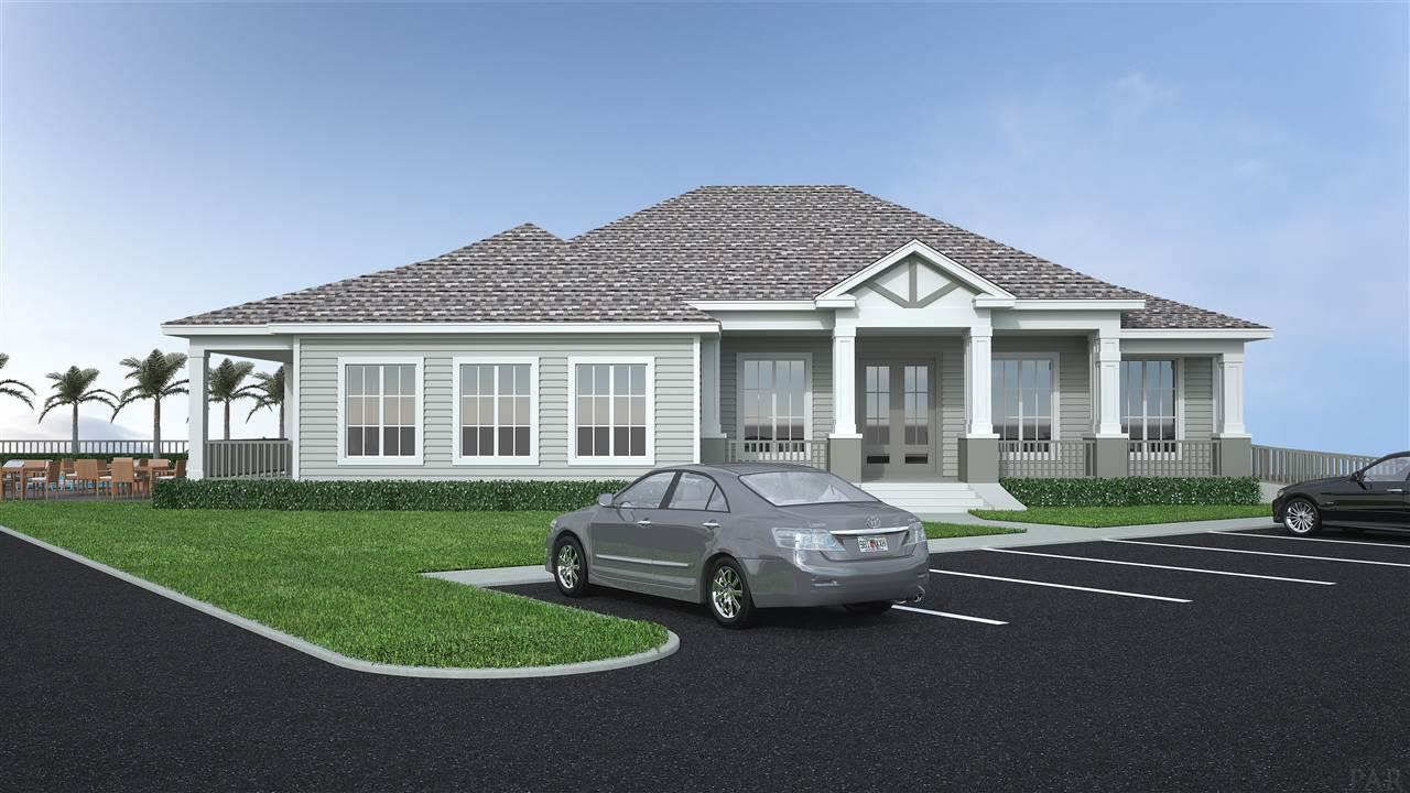 Residences At Nature Creek, Pensacola - Townhouse