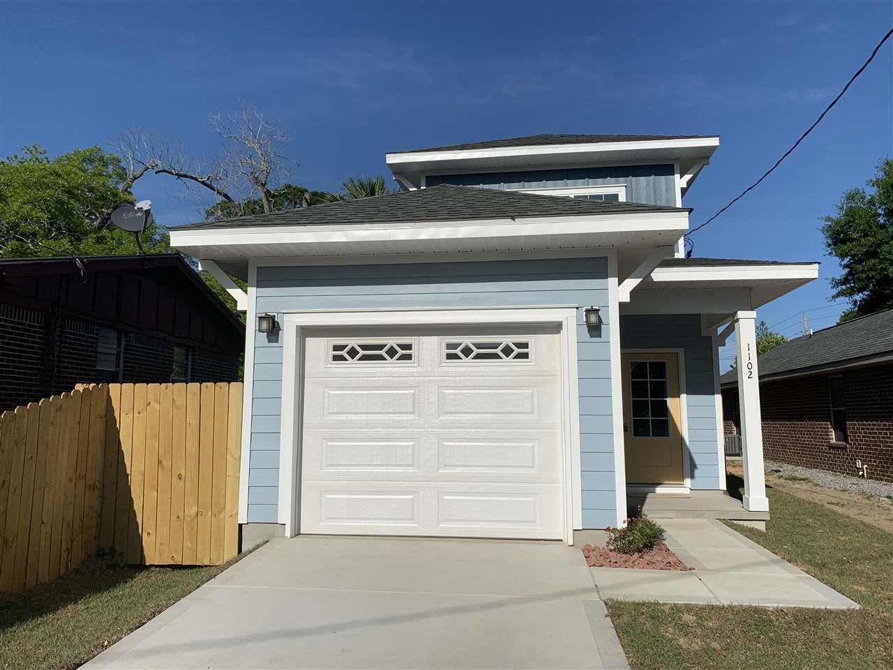 1102 N 7TH AVE, Pensacola, Florida