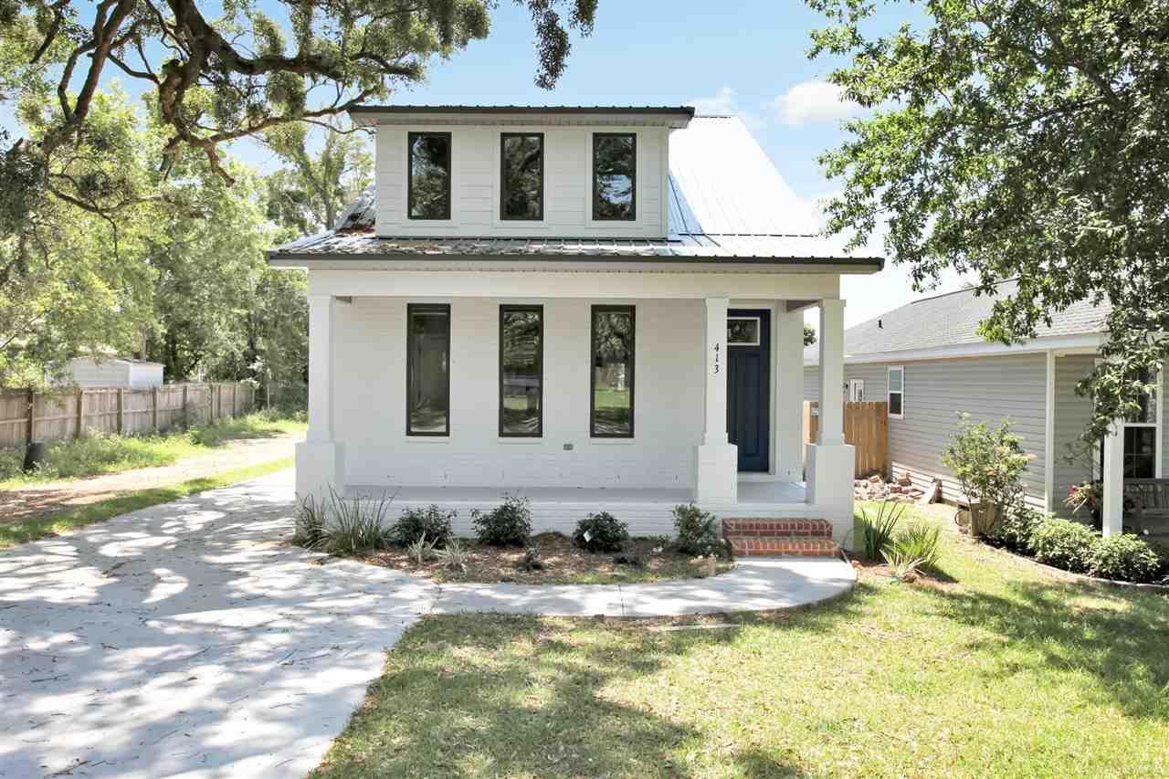 413 W JACKSON ST, Pensacola, Florida