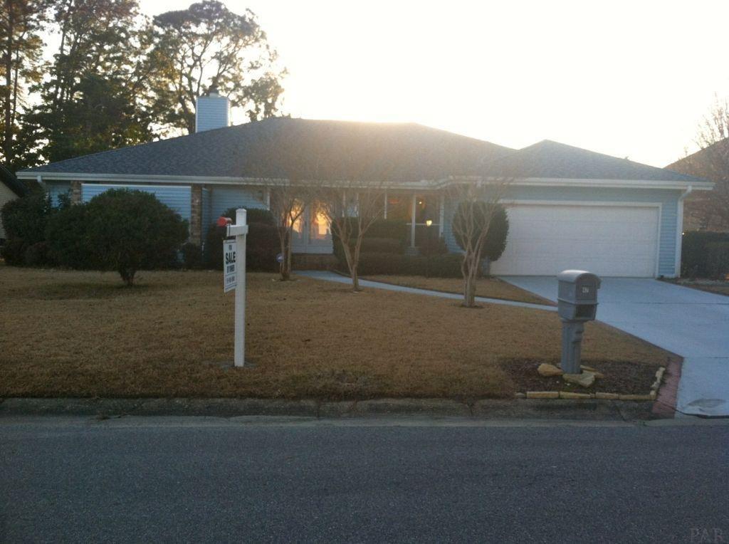 Pensacola Homes for Sale -  Golf Course,  47 ARAPAHO DR