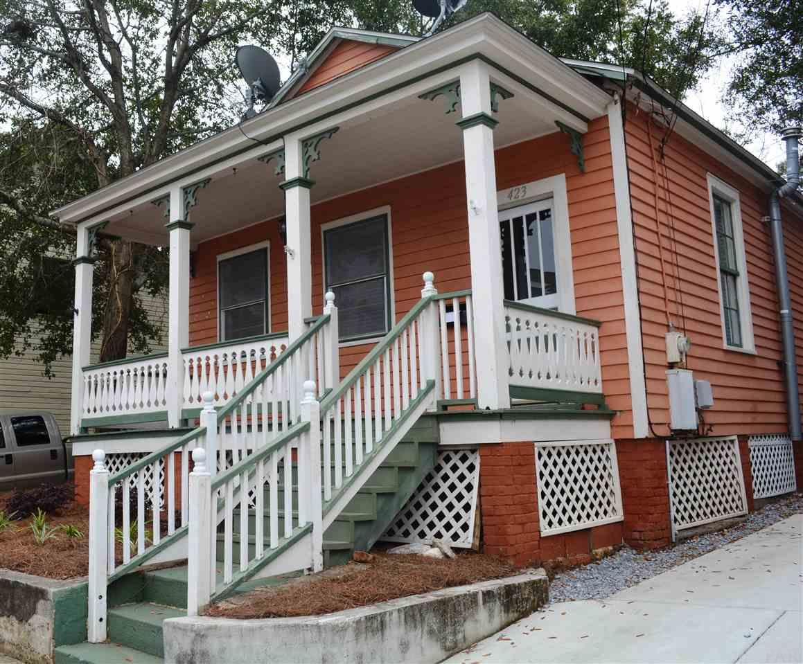 Pensacola Homes for Sale -  Investment,  423 E INTENDENCIA ST