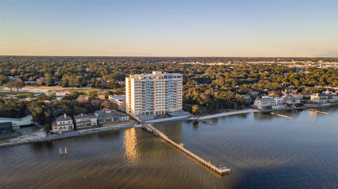 Pensacola Homes for Sale -  Condo,  825 BAYSHORE DR