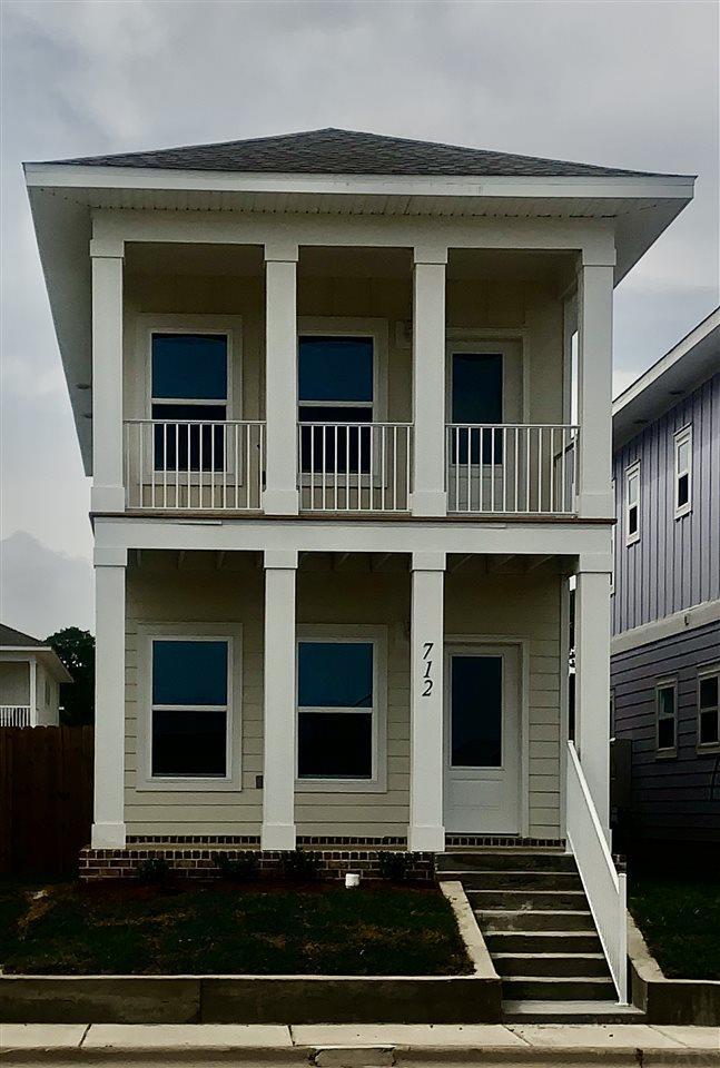 805 W ZARRAGOSSA, Pensacola, Florida