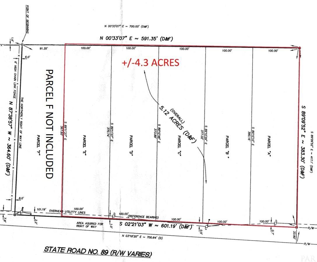 6318 DOGWOOD, Milton, FL 32570