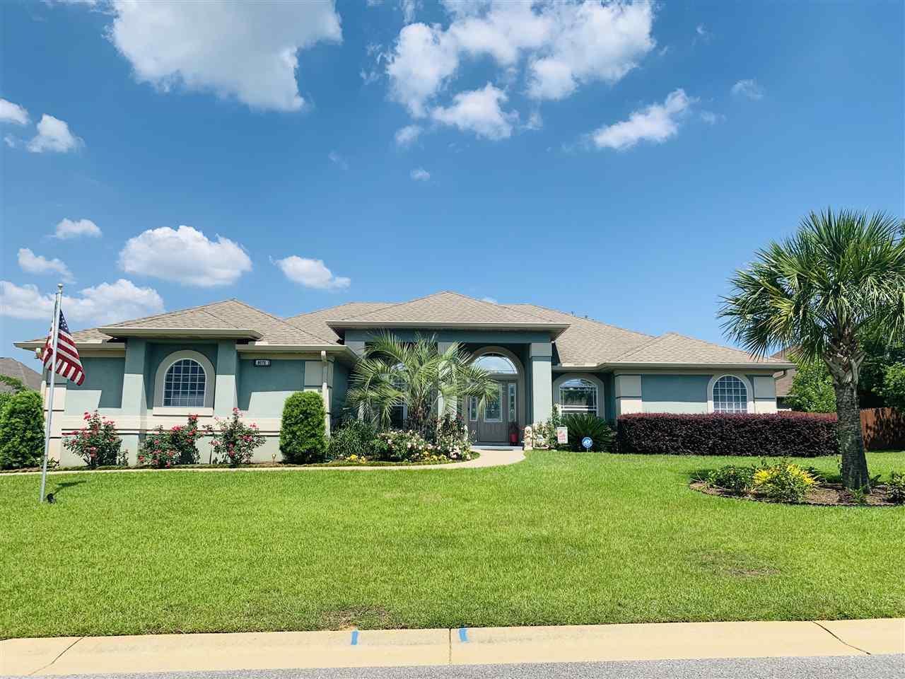 8072 THOROUGHBRED RD, Pensacola, Florida