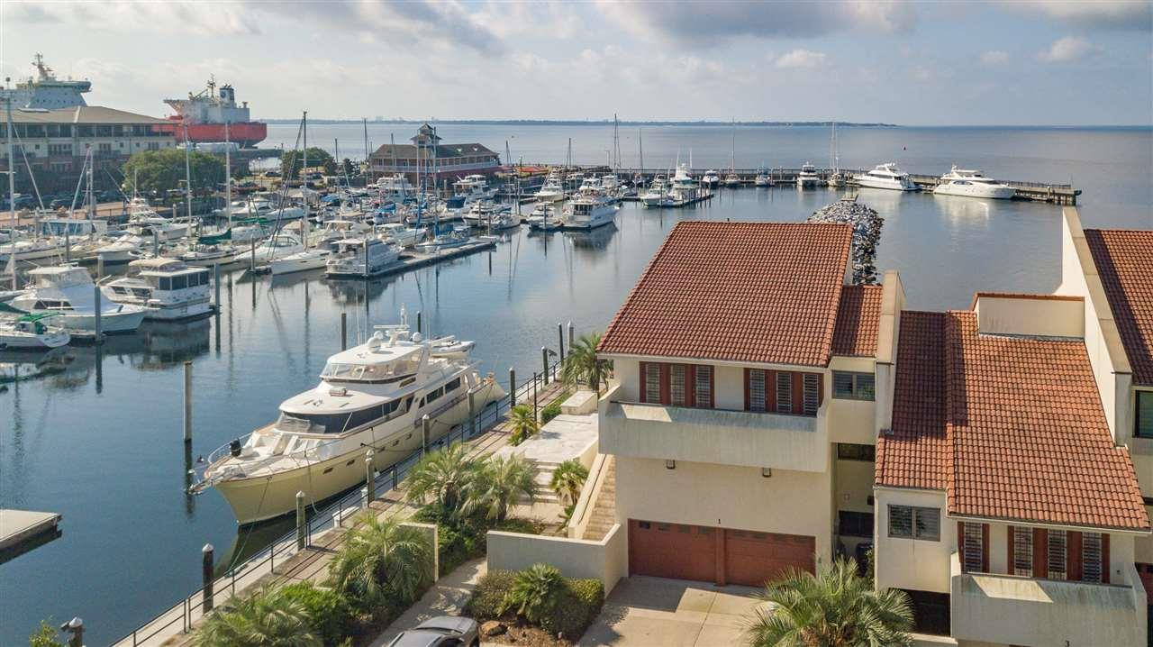 1 PORT ROYAL WAY, one of homes for sale in Pensacola