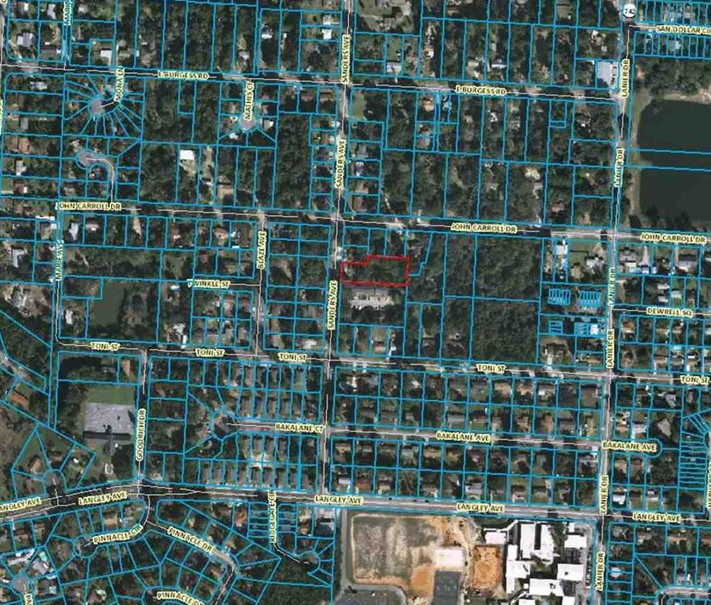 6530 SANDERS AVE, Pensacola, Florida