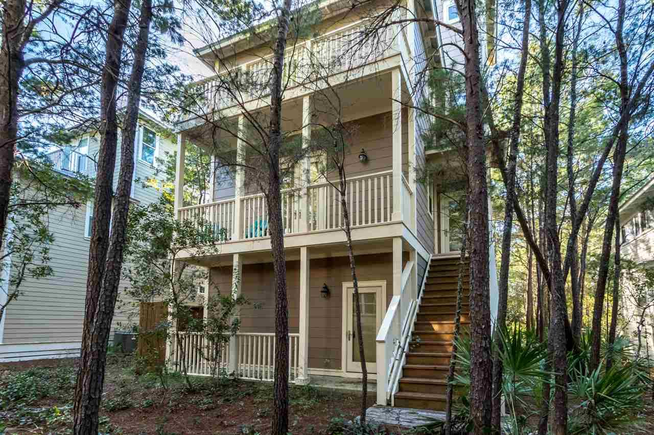 Secluded & Quiet but close to the action! Just blocks south of 30a enjoy this beautiful 4 level home