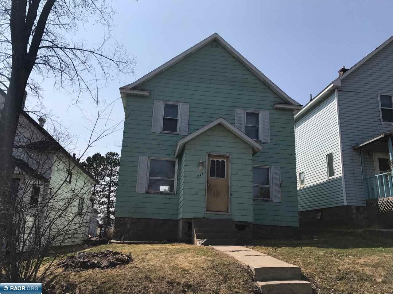 211 W Wisconsin, Gilbert, MN 55741