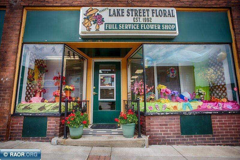 Golden opportunity for a turn key business. Mary's Lake Street floral has been in Chisholm for 27 plus years. Included in this sale is a beautiful 3 bedroom apt with 2 baths, 2 stall garage and outside fenced deck. All inventory and client list. Walk in cooler and 2 free standing coolers. A central location make this a business that you can walk right into. The living quarters would make a great rental if you prefer not to live on site.  The main floor has a bathroom and office along with the retail space. Mary's is well known and has a stellar reputation as being one of the Iron Ranges finest floral designer. Don't let this opportunity pass you buy.