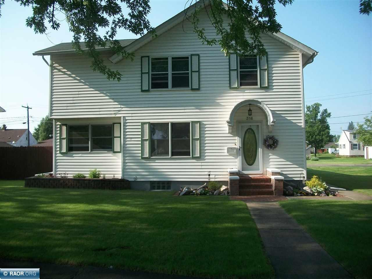 316 NW 7TH ST, CHISHOLM, MN 55719