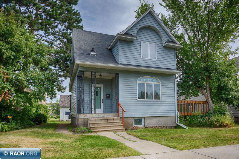 Nice sized lot. Large kitchen formal dining room. hardwood flooring. 200 amps services. Extra room in basement