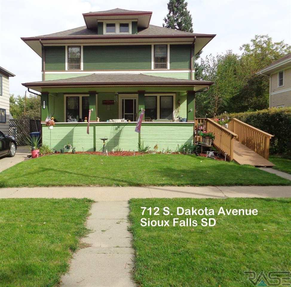 712 S Dakota Ave, SIOUX FALLS