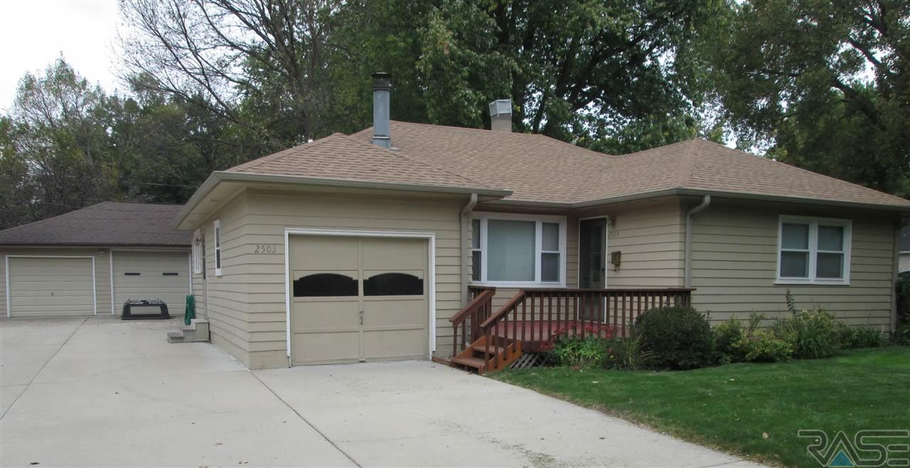 2503 S Hawthorne Ave, SIOUX FALLS