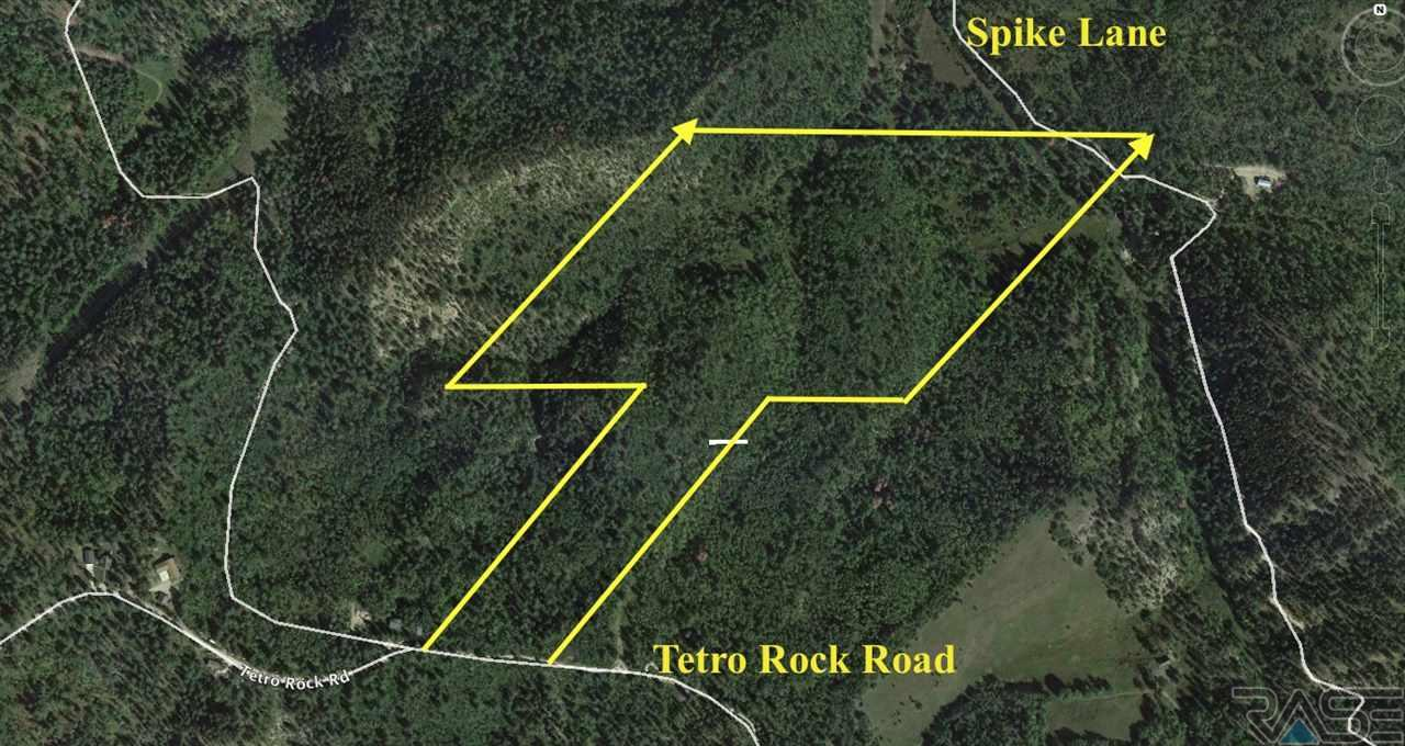Tetro Rock Rd, Deadwood, SD 57732