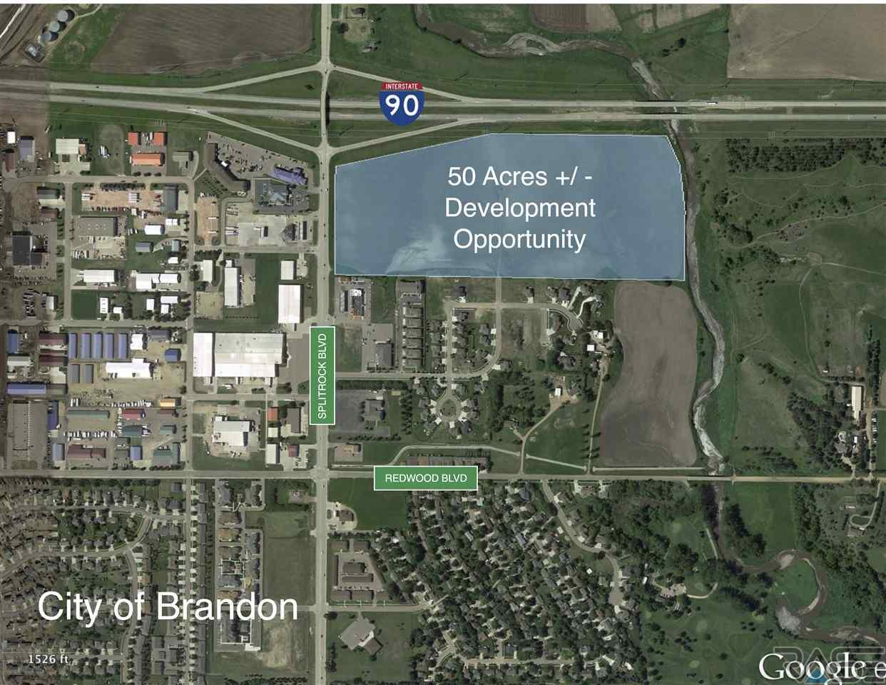 TBD N Splitrock Blvd, Brandon, SD 57005