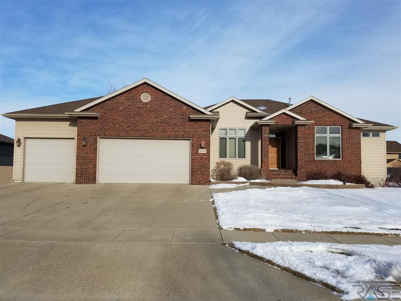 Property for sale at 1404 W 71st St, Sioux Falls,  SD 57108