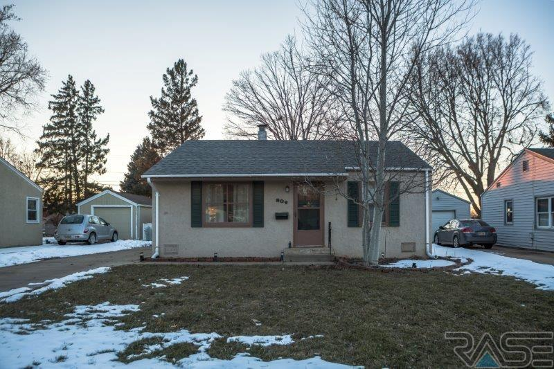 809 S Williams Ave, Sioux Falls, SD 57104