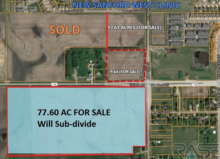 41st and Tea/ Ellis Rd, Sioux Falls, SD 57106