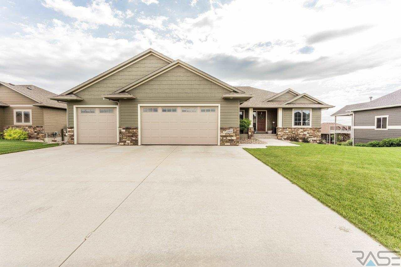 2000 S Canyon Ave, Sioux Falls, SD 57110