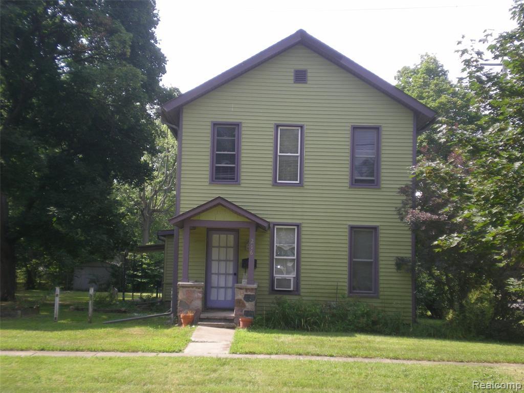 216 W CUMMINS ST, Tecumseh, Michigan